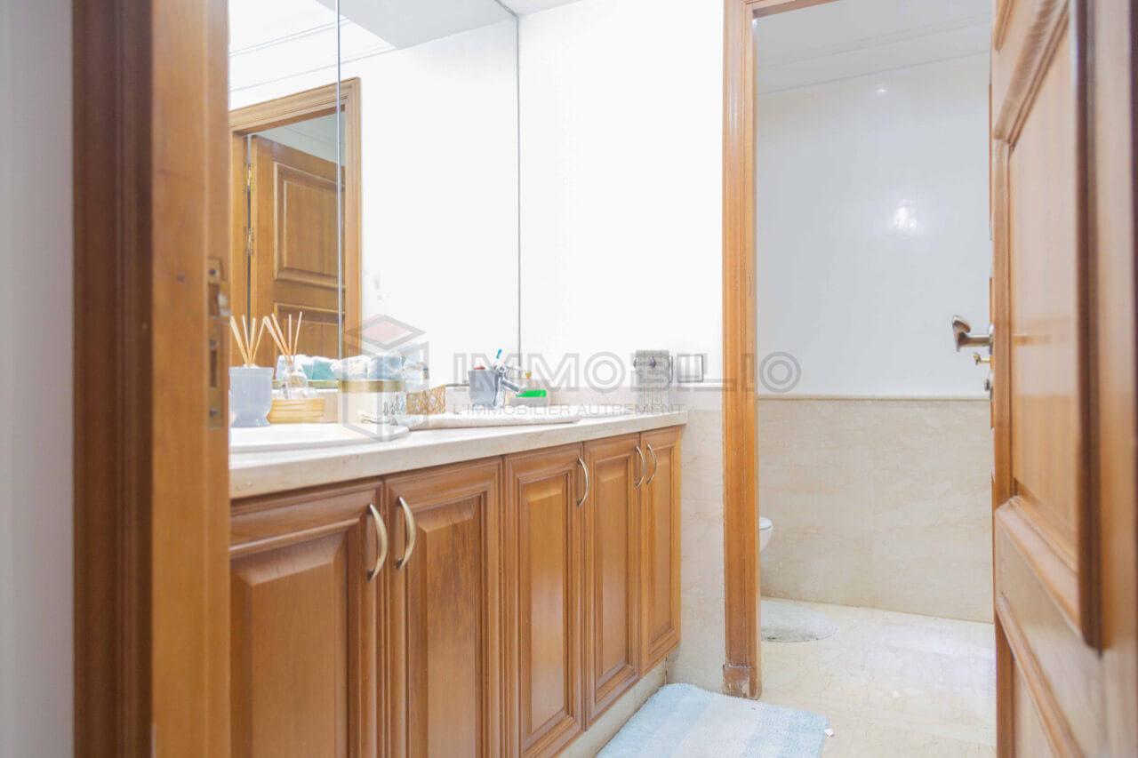 Salle de bain Annonce immobilière Casablanca