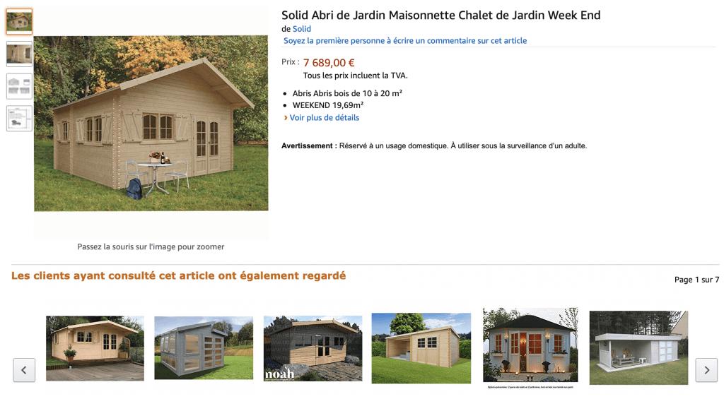 Amazon immobilier