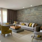 Salon moderne Melrose Beach